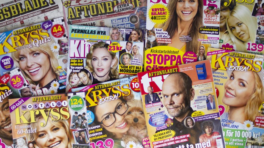 Aftonbladet produkter